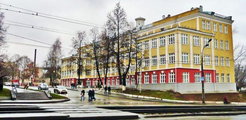 Ижевский медицинский колледж